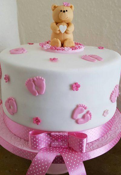 Teddy Custom Cake Southampton