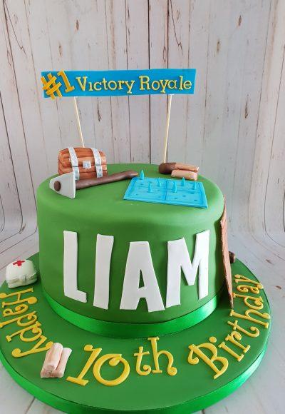 Minecraft Custom Cake Southampton