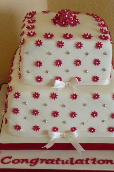 Congratulations Custom Cake Southampton