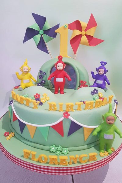 Teletubbies Custom Cake Southampton